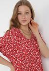 Czerwona Sukienka Echitheis