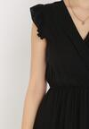 Czarna Sukienka Calyphone