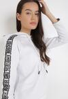Biała Bluza Myrithithe