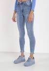 Niebieskie Jeansy Skinny Miralin