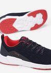 Granatowe Buty Sportowe Pirelina