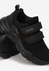 Czarne Buty Sportowe Mirameda