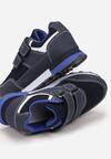 Granatowe Buty Sportowe Dorynore