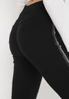 Czarne Spodnie Emelyse