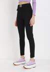 Czarne Spodnie Laridoe