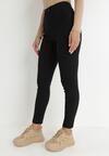 Czarne Spodnie Skinny Aeliyah