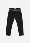 Czarne Spodnie Cassana
