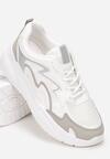 Białe Sneakersy Calysiphe