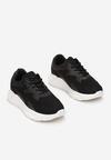 Czarne Sneakersy Diame