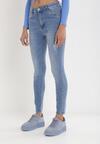 Niebieskie Jeansy Skinny Nimo