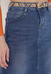 Niebieska Spódnica Cirophoros