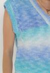 Niebieska Kamizelka Himae