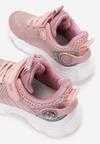 Różowe Buty Sportowe Baeleigh