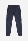 Granatowe Spodnie Casdy