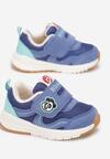 Niebieskie Buty Sportowe Oarala