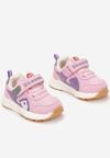 Różowe Buty Sportowe Fyna