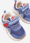 Niebieskie Buty Sportowe Fyna