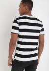 Czarno-Biały T-shirt Jenniros