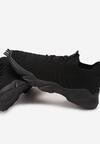 Czarne Buty Sportowe Allany