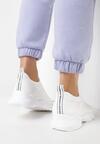 Białe Buty Sportowe Allany
