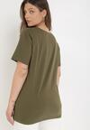 Khaki T-shirt Quifir