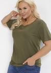 Khaki T-shirt Abamenis