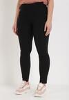 Czarne Spodnie Skinny Asteraoth