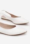 Białe Sandały Haamiah