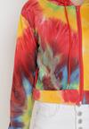 Czerwono-Żółta Bluza Sabrinoe
