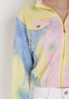 Żółto-Niebieska Bluza Poreidella