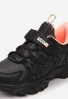 Czarne Buty Sportowe Jamaerah