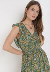 Zielona Sukienka Alona