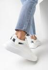 Białe Sneakersy Shevien