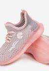 Różowe Buty Sportowe Phiocea