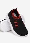 Czarne Buty Sportowe Saphaleora
