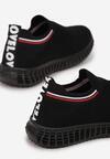 Czarne Buty Sportowe Phrilaeno
