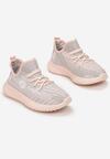 Różowe Buty Sportowe Kleorane