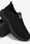 Czarne Buty Sportowe Thelrahne