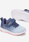 Niebieskie Buty Sportowe Grynaya