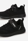 Czarne Buty Sportowe Grynaya