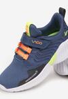 Niebieskie Buty Sportowe Orysh