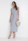 Niebieska Sukienka Adreamara