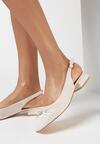 Beżowe Sandały Dalissa