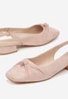 Różowe Sandały Dalissa