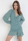 Niebieska Sukienka Liza