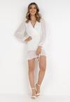 Biała Sukienka Liza