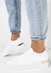 Białe Buty Sportowe Kaigune