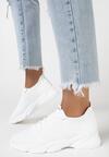 Białe Buty Sportowe Liliphis
