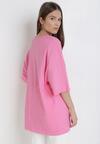 Różowy T-shirt Wylinoth