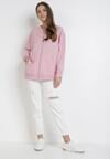 Różowa Bluza Leupheia